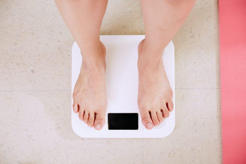 الوزن المثالي للمراة