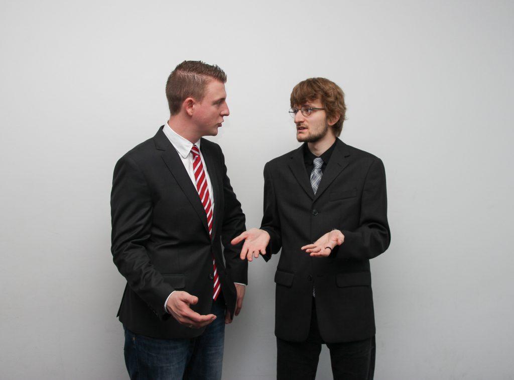 كيف التعامل مع الشخص العنيد
