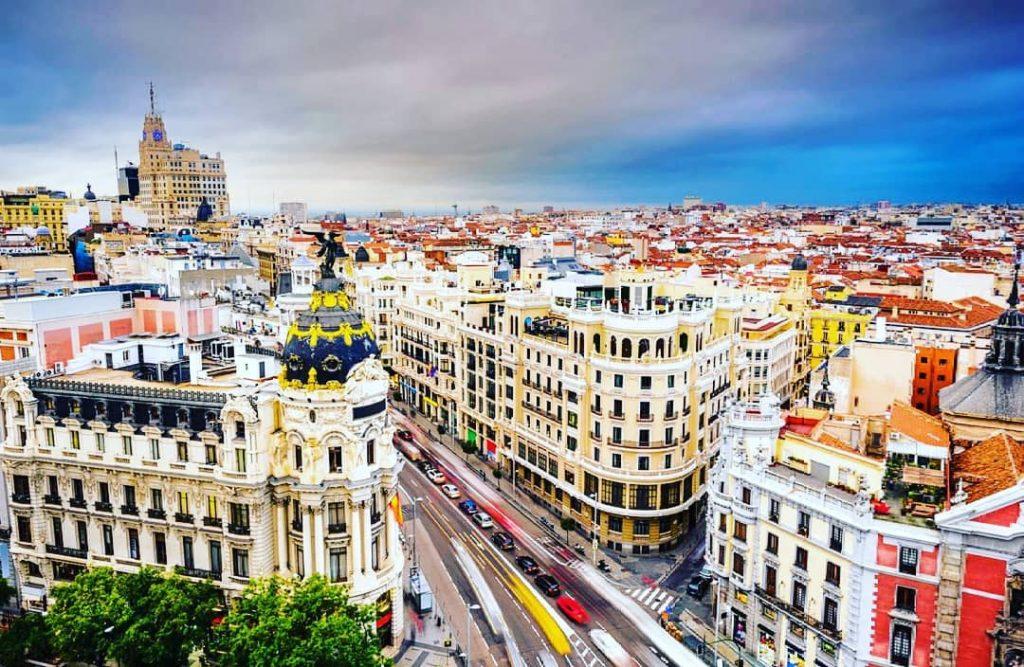 أفضل سبعة معالم سياحية عليك زيارتها في مدريد