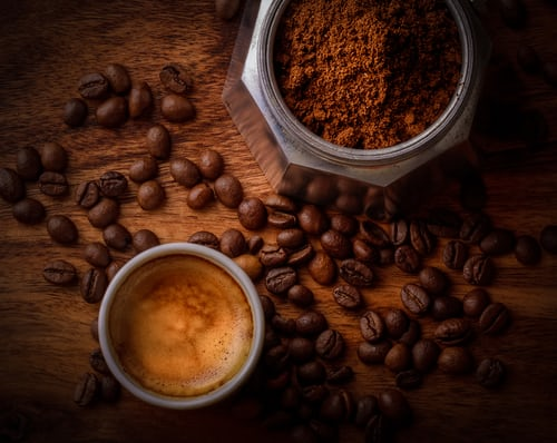 القهوة العربية اغذية تساعد على حرق الدهون وانقاص الوزن بدون رجيم